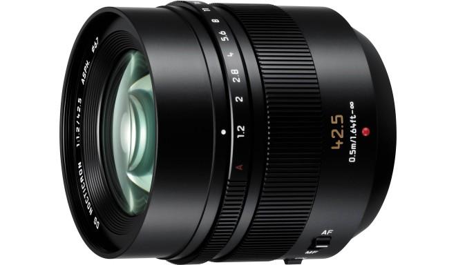 Panasonic Leica DG Nocticron 42,5mm f/1.2 ASPH. Power O.I.S. objektiiv, must