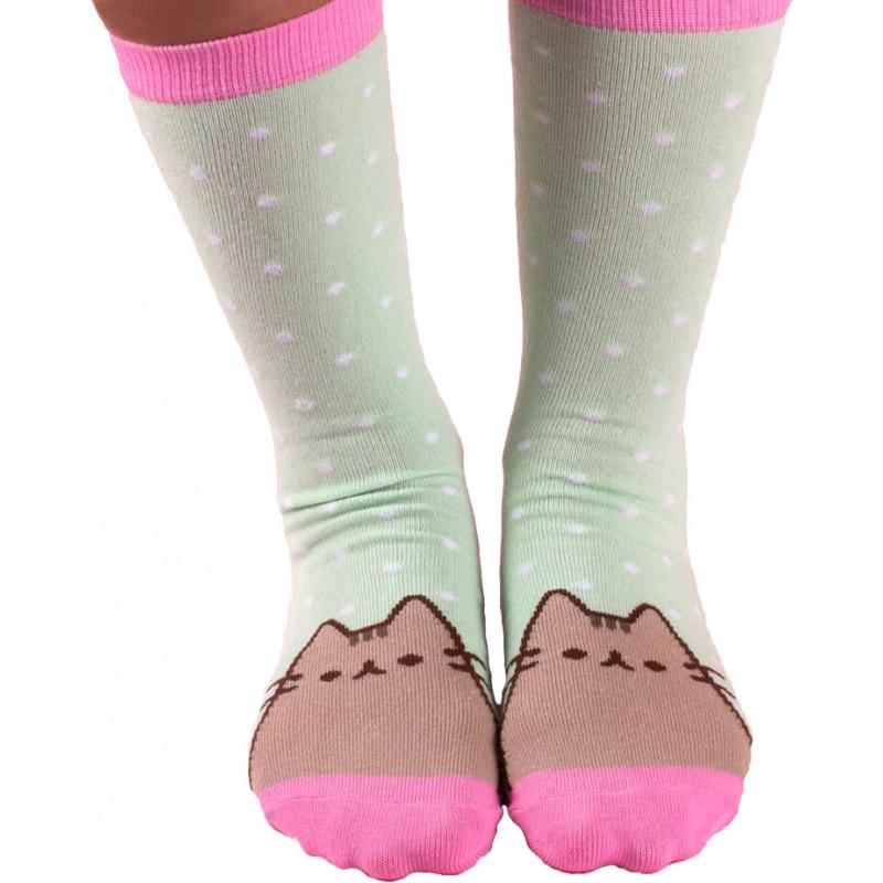 Thumbs Up mug Pusheen Mermaid + socks