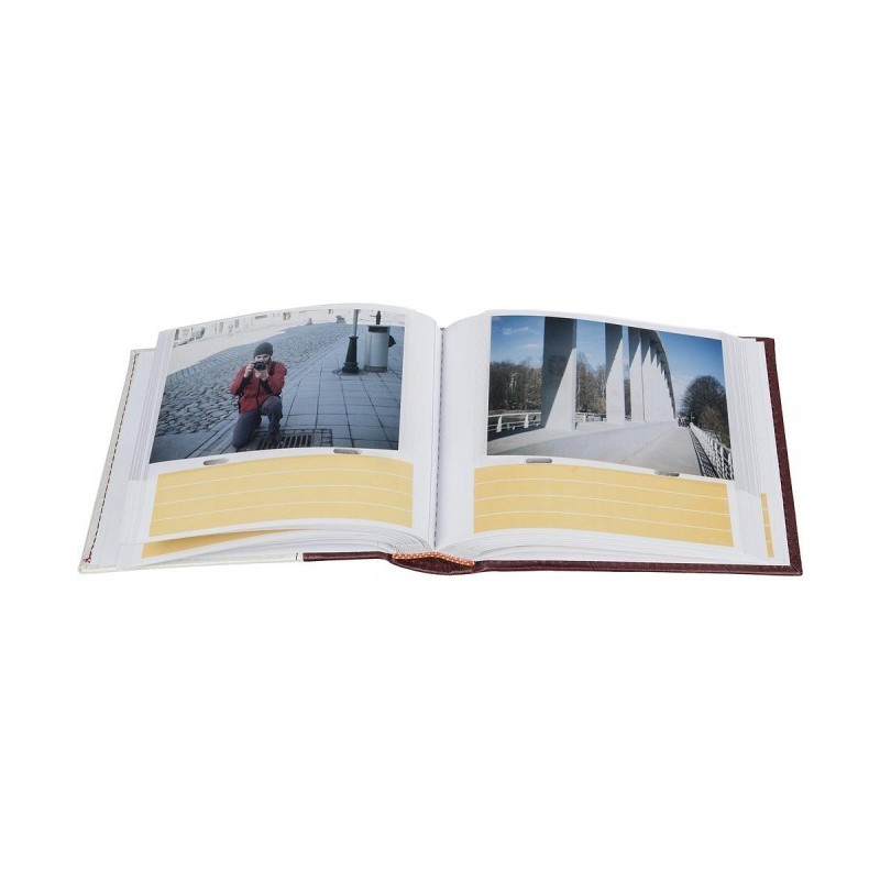 Album B 10x15/100M Lux, roheline kuld