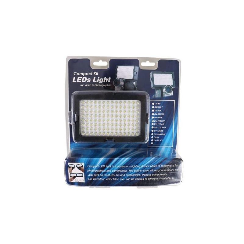 Falcon Eyes LED lamp set DV-112LTV