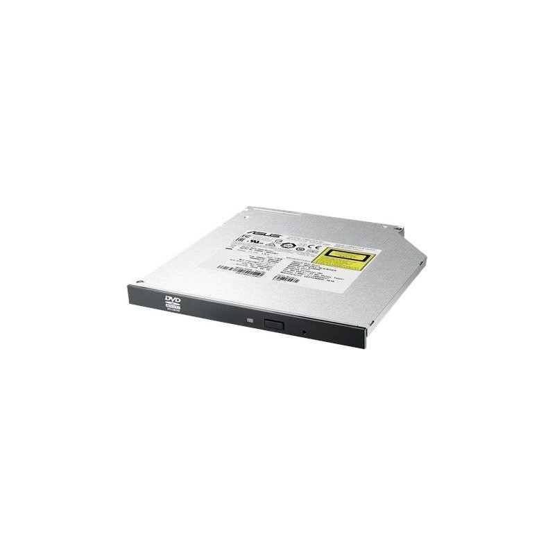 ASUS SDRW-08U1MT - SATA - Slim - DVD-RW
