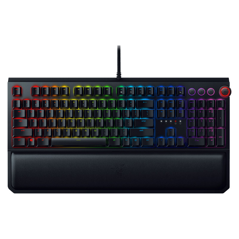 Razer klaviatuur Blackwidow Elite NO Green Switches