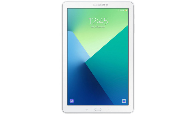 "Samsung Galaxy Tab A 10.1"" WiFi (2018), balts"