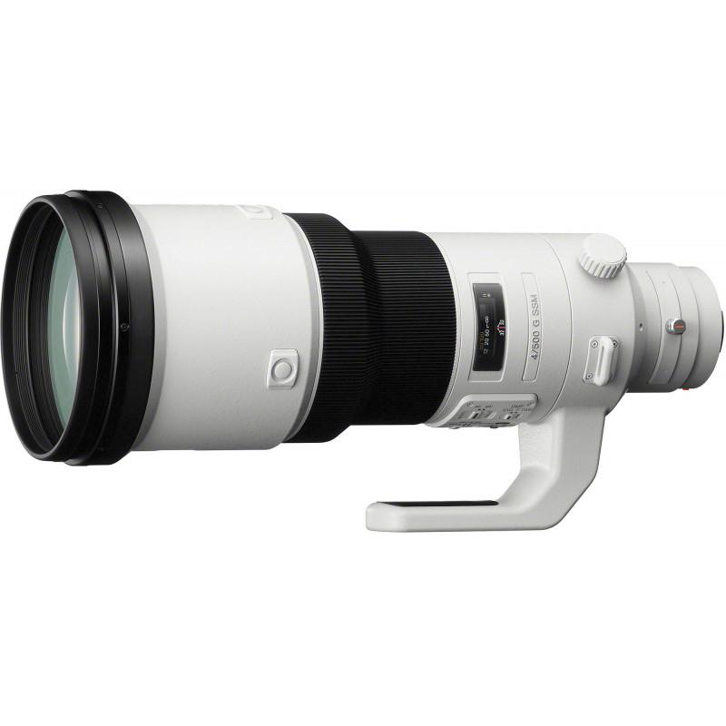 Sony 500mm f/4 G SSM objektiiv