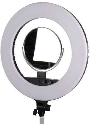 StudioKing LED ringvalgusti Set LED-480ASK 230V