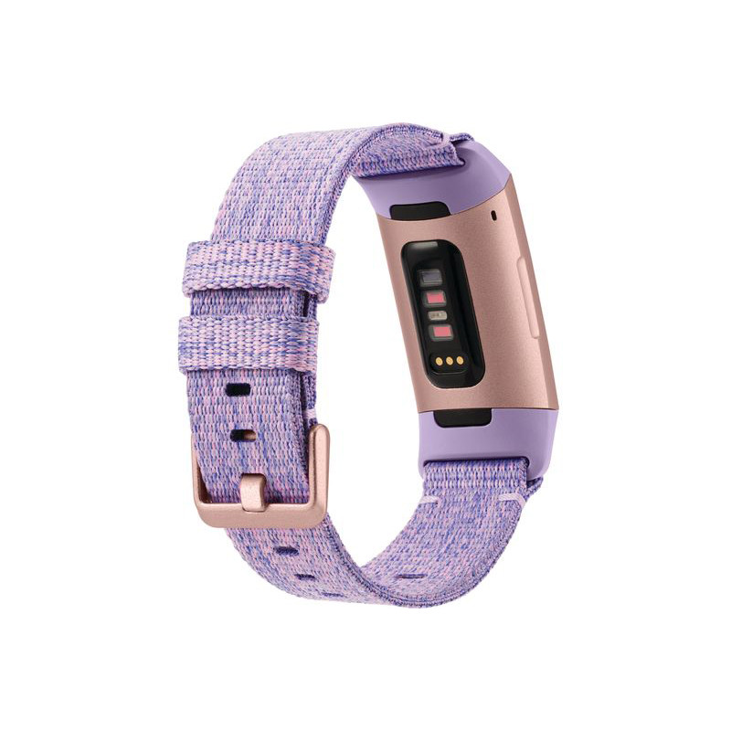 Fitbit aktiivsusmonitor Charge 3, lavendel/rose gold