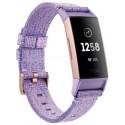 Fitbit aktiivsusmonitor Charge 3, lavendel/rose gold