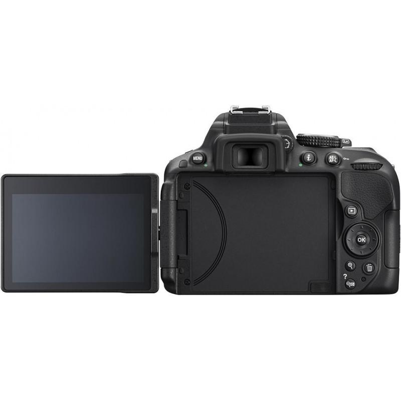 Nikon D5300 + Tamron 17-35mm OSD