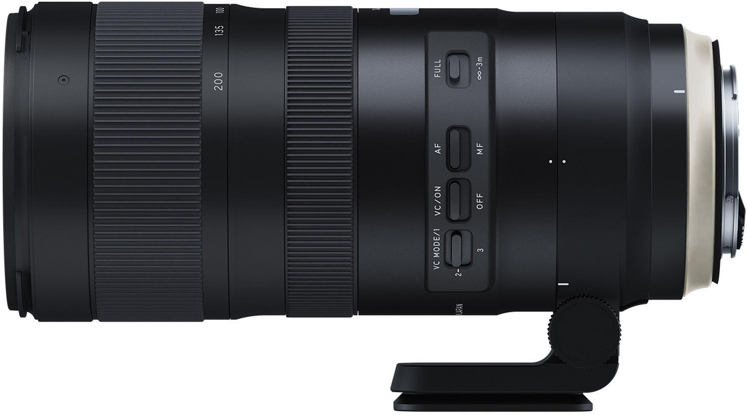 Tamron SP 70-200mm f/2.8 Di VC USD G2 objektiiv C..