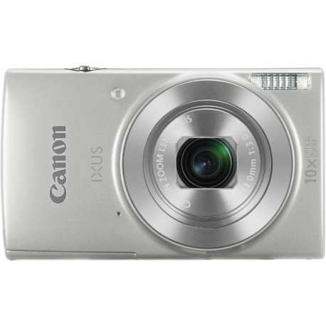 Canon Digital Ixus 190, серебристый