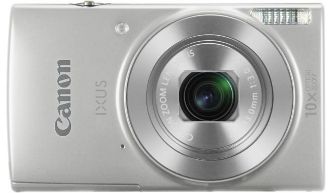 Canon Digital Ixus 190, sudrabots