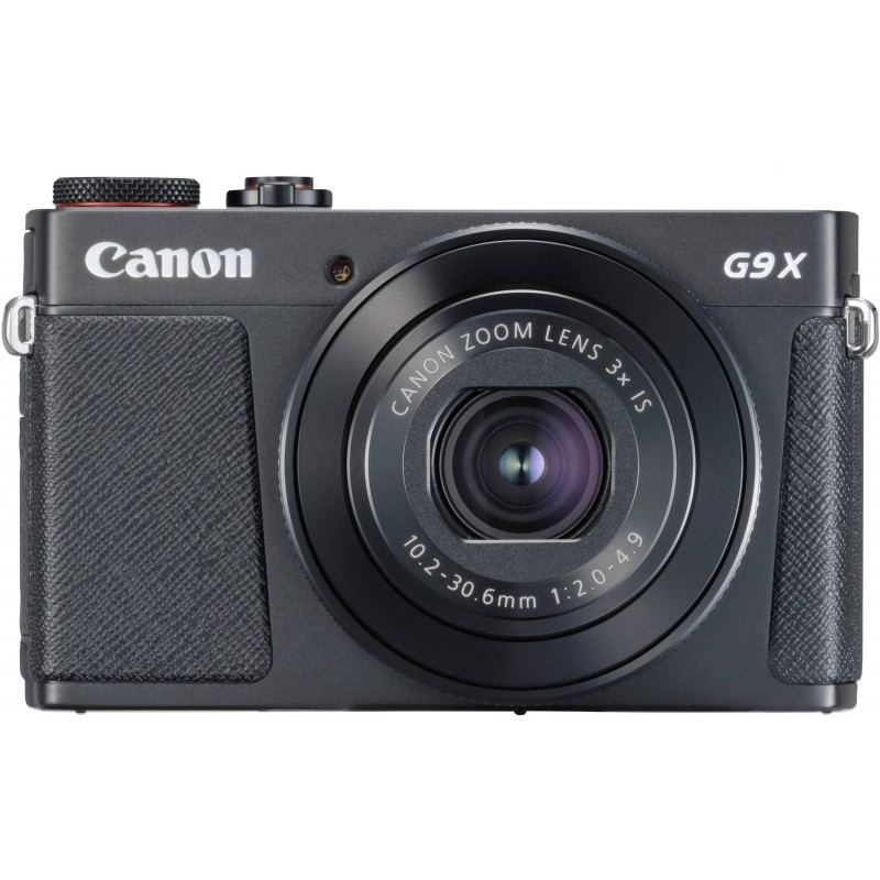 Canon PowerShot G9 X Mark II, must