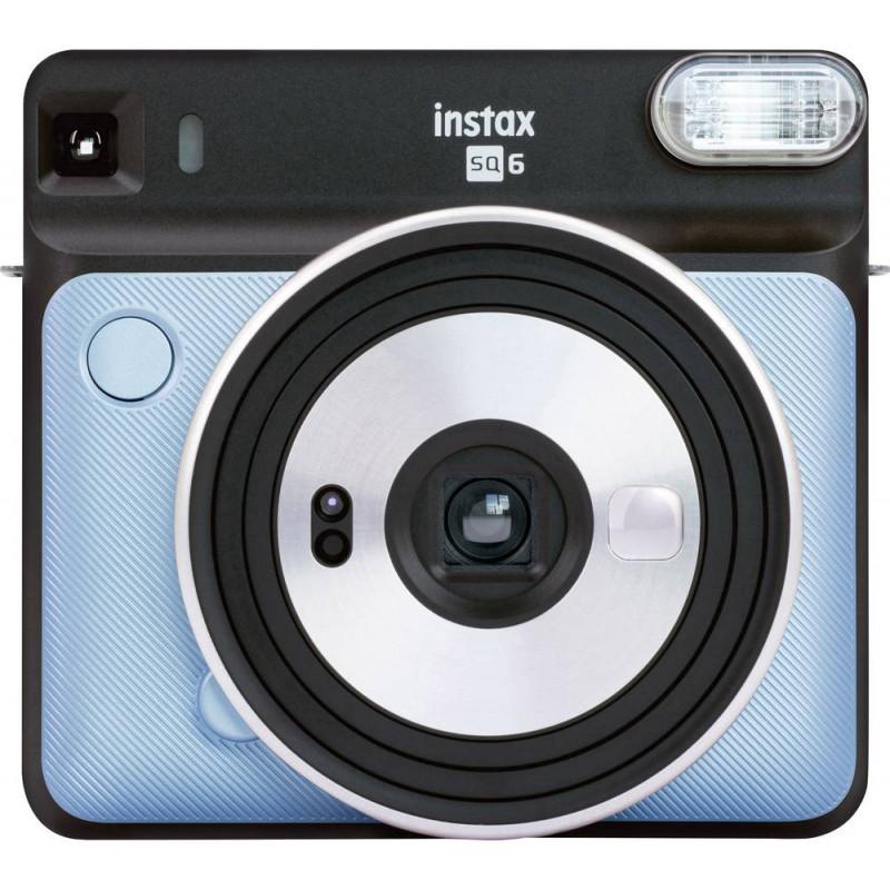 Fujifilm Instax Square SQ6, aqua blue