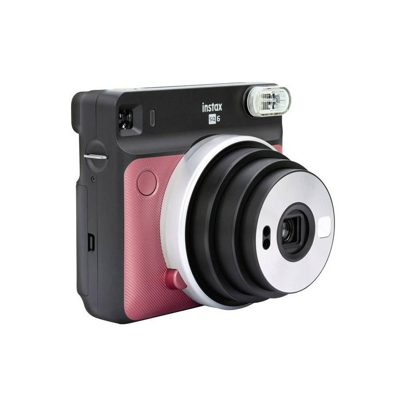 Fujifilm Instax Square SQ6, рубиновый