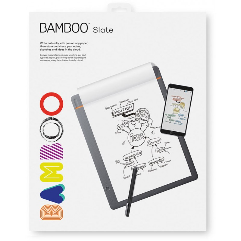 Wacom drawing tablet Bamboo Slate L