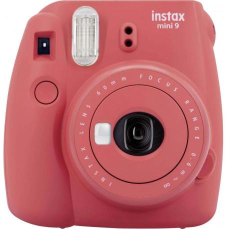 Fujifilm Instax Mini 9, цвет маково-красный