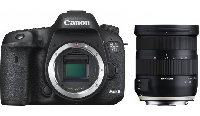 Canon EOS 7D Mark II + Tamron 17-35mm OSD