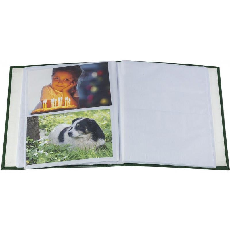 Album MM 10x15/72 Classic, roheline