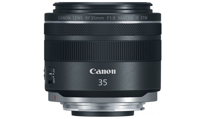 Canon RF 35mm f/1.8 IS Macro STM objektiiv