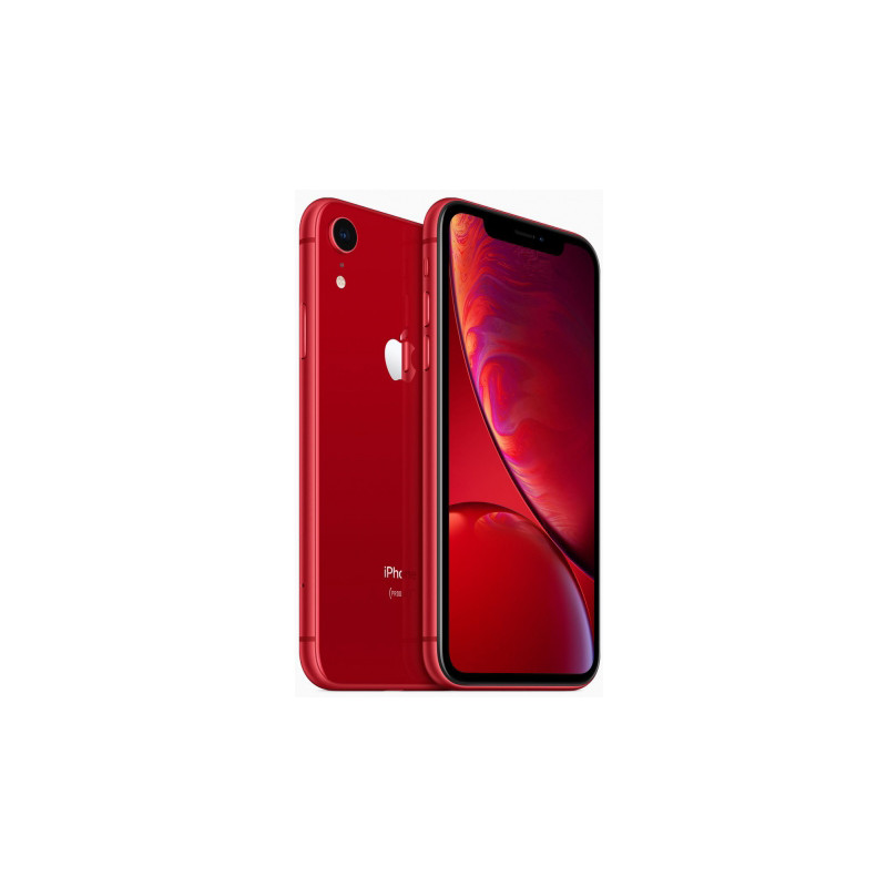 Apple iPhone XR 128GB, красный