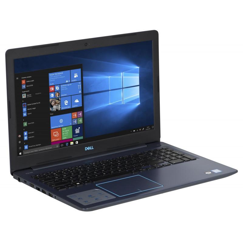 Dell G3 3579 15,6 i7-8750 16/256SSD+1TB/GTX1060/W10