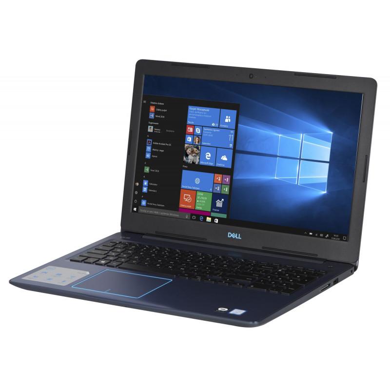 Dell G3 3579 15,6 i7-8750H 16/512SSD/GTX1050 TI/W10