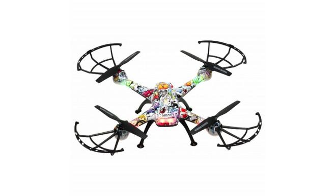 Droon Denver Electronics DCH-460 0,3 MP 2.4 GHz 650 mAh Mitmevärviline