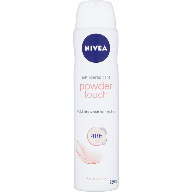 Nivea deodorant Powder Touch 48h 250ml