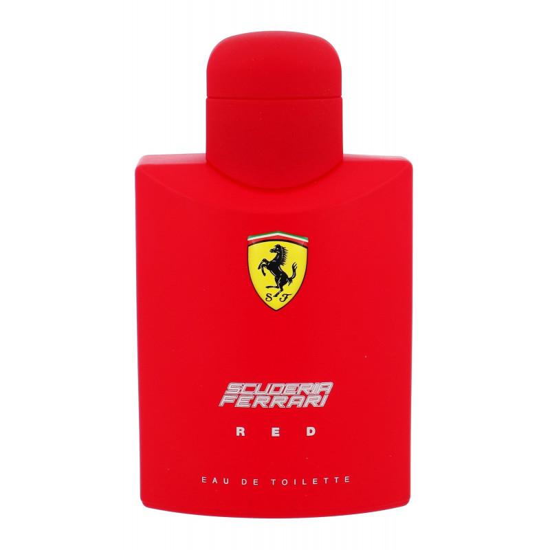 Ferrari Scuderia Ferrari Red (125ml) - Perfumes   fragrances ... 3a3b23c8600