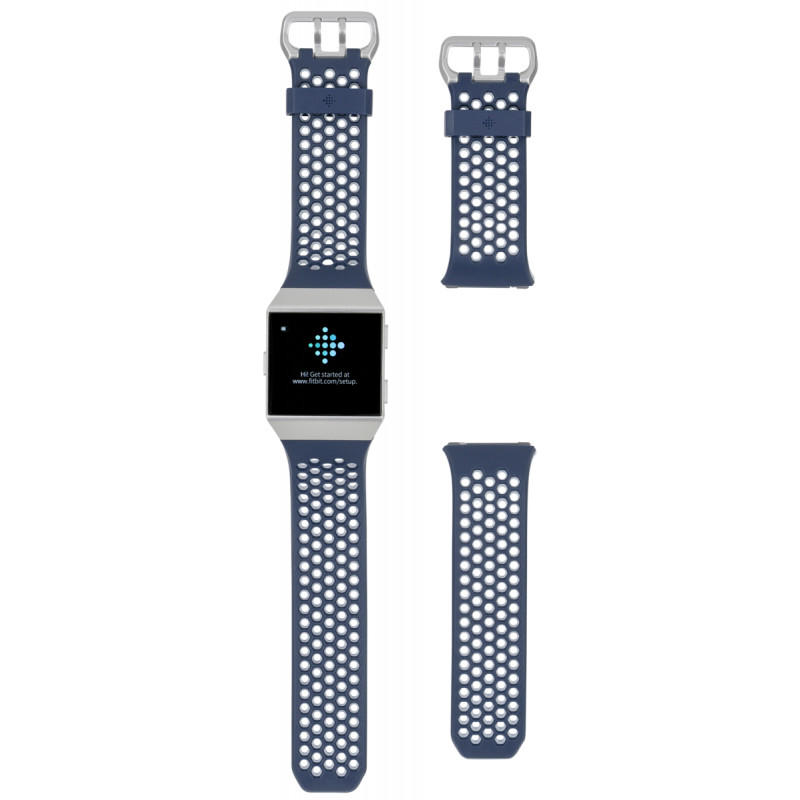 fitbit ionic adidas edition gps smart watch
