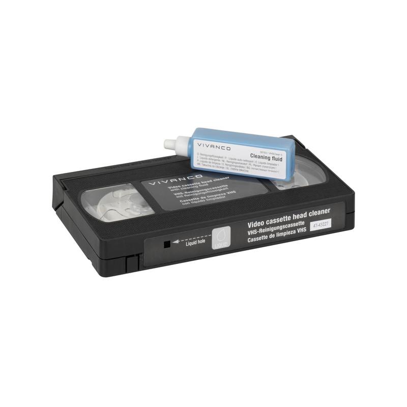 Vivanco VHS Head Cleaner (39763)