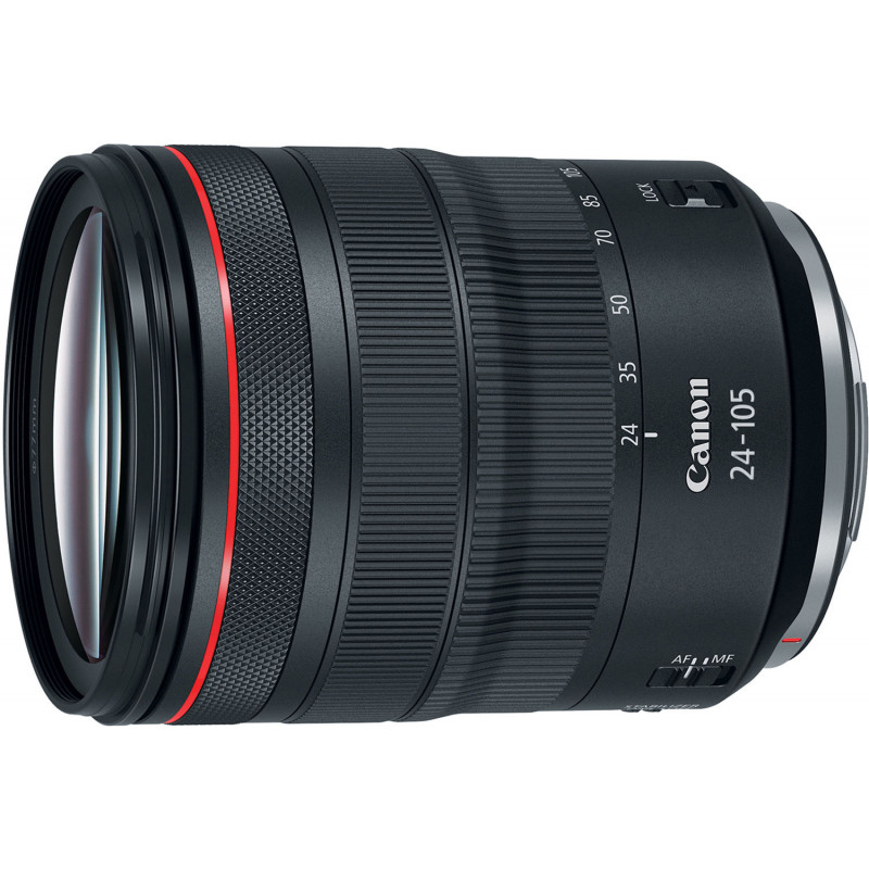 Canon RF 24-105mm f/4L IS USM objektiiv