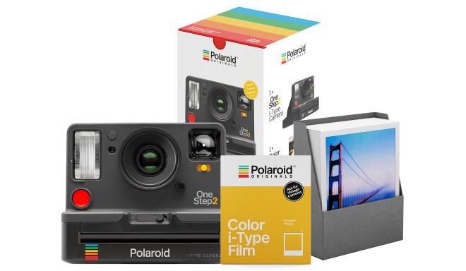 Polaroid OneStep 2 VF Everything Box, pelēks