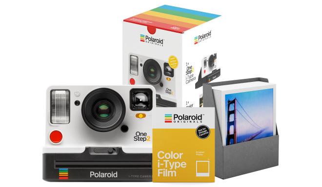 Polaroid OneStep 2 VF Everything Box, valge