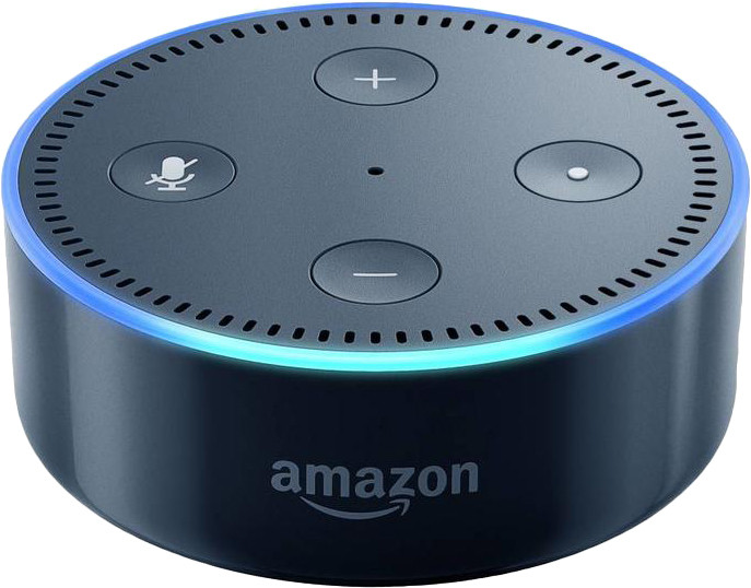 Amazon Echo Dot 2, must