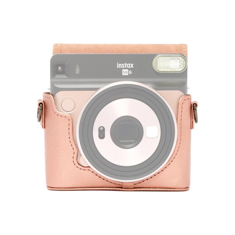 Fujifilm Instax Square SQ6 case, gold