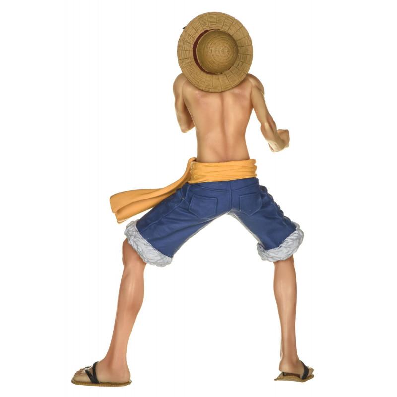 Figurine Banpresto Op D Luffy Naked Body Calendar