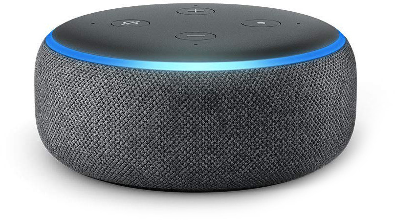 Amazon Echo Dot 3, antratsiit