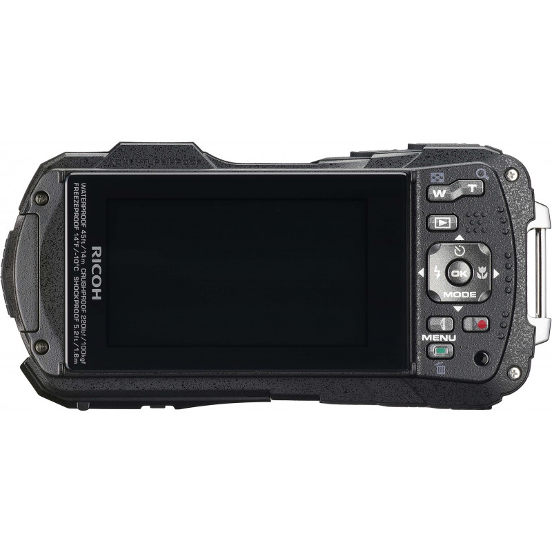 Ricoh WG-60, red
