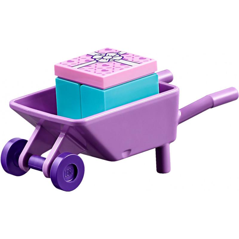 LEGO Junior rotaļu klucīši Emmas mājdzīvnieka ballīte (10748)