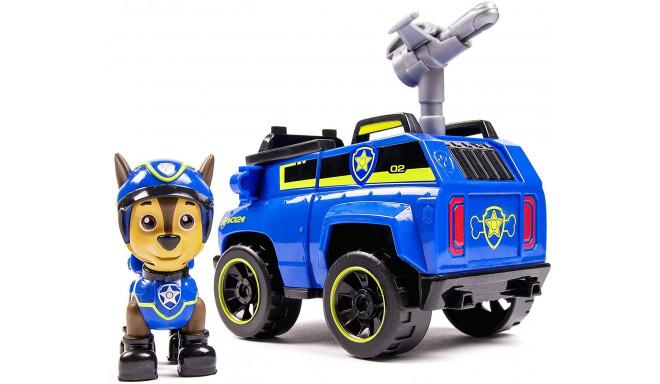 Spin Master rotaļu komplekts Ķepu Patruļas kravas auto & Chase (6027647)