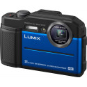 Panasonic Lumix DC-FT7, blue