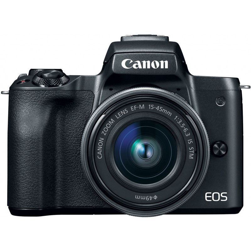 Canon EOS M50 Youtuber Kit