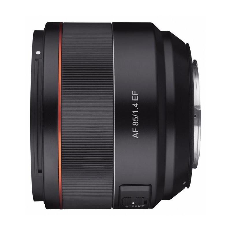 Объектив Samyang AF 85мм f/1.4 для Canon