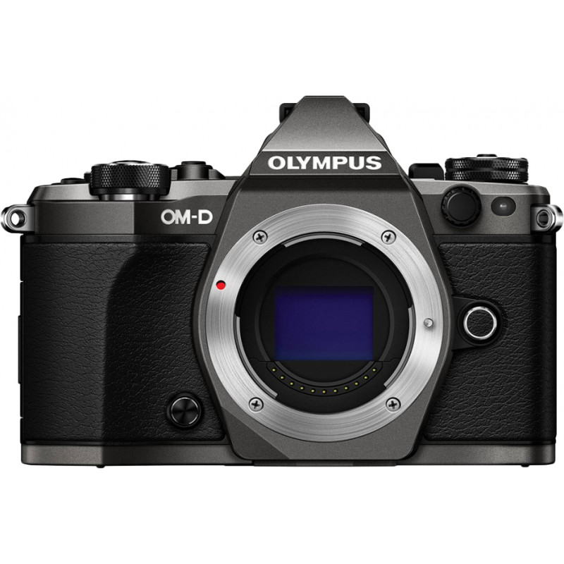 Olympus OM-D E-M5 Mark II Limited Edition Titanium, корпус