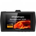 Car Video Recorder PRESTIGIO RoadRunner 330i (FHD 1920x1080@25fps (interpolated), 3.0'' screen, NT96