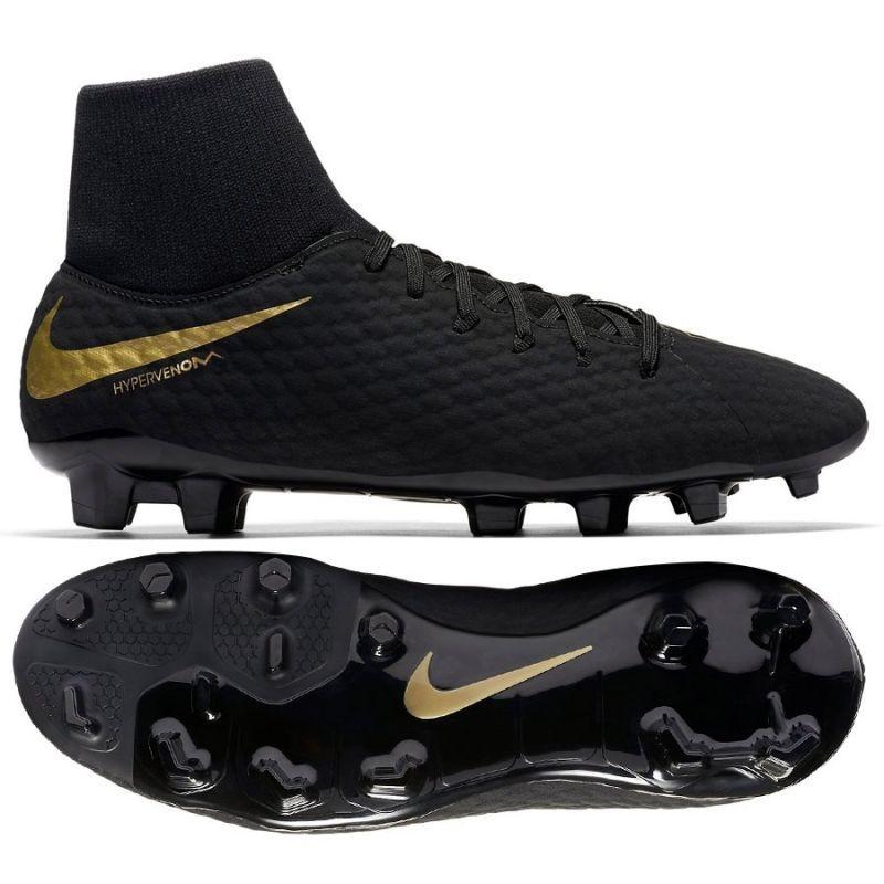 28e99d61a Men s football shoes Nike Hypervenom Phantom 3 Academy DF FG M AH7268-090