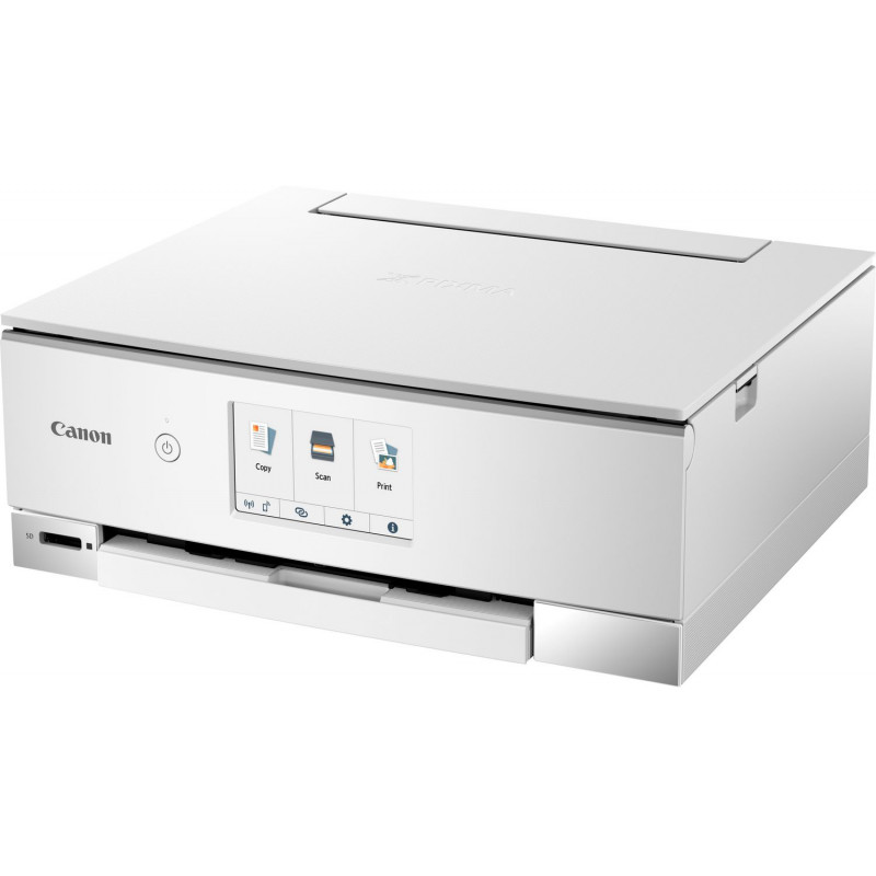Canon inkjet printer PIXMA TS8251, white