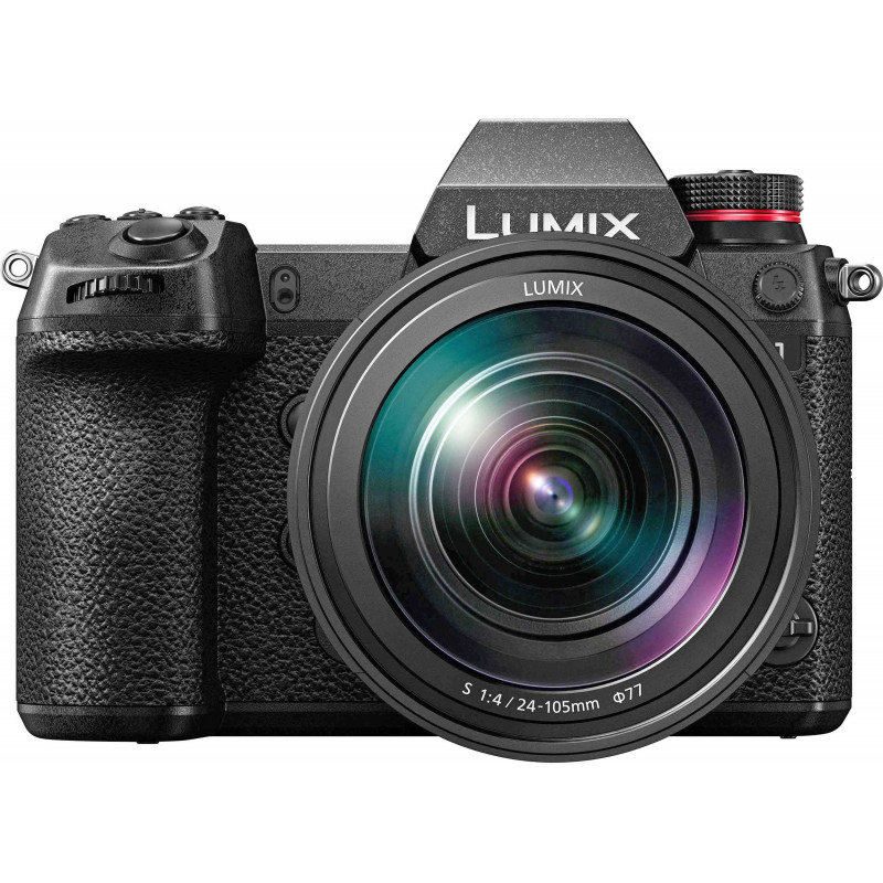 Panasonic Lumix DC-S1 + 24-105mm f/4.0