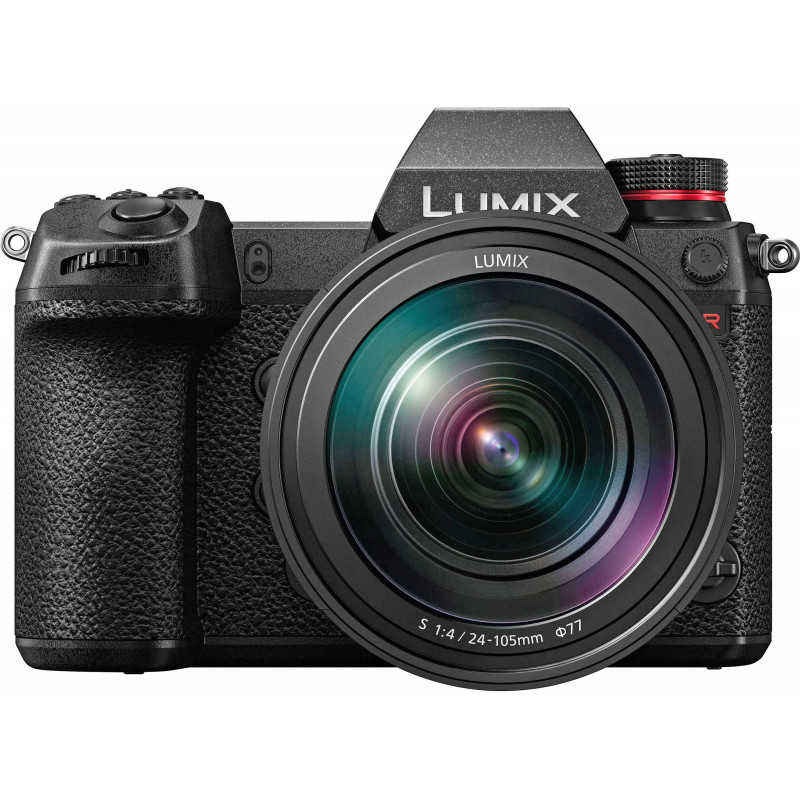 Panasonic Lumix DC-S1R + 24-105mm f/4.0